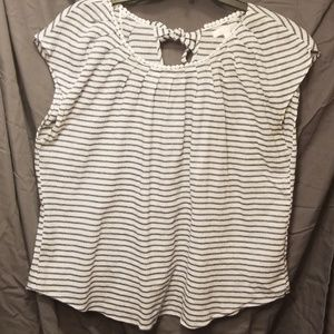 LC Striped Top